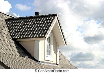 家, 屋根