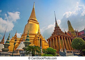 寺院, バンコク
