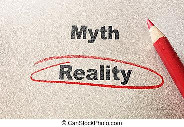 ∥対∥, 神話, 現実