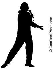 専門家, 歌手, 音楽家