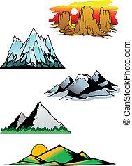 山は 最高になる