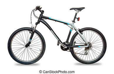 山 バイク, 自転車