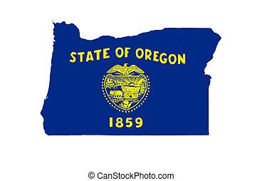 州, オレゴン