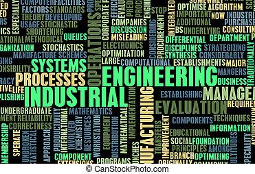 工学, 産業