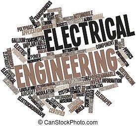 工学, 電気である