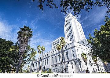 市役所, la