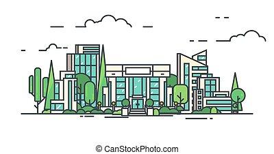 市民会館, ビジネス