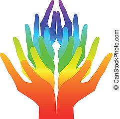 平和, 愛, 精神性