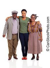 幸せな家族, アフリカ