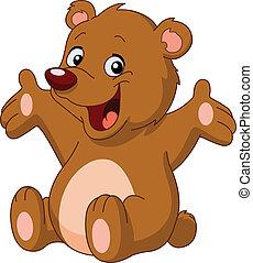 幸せ, 熊, テディ