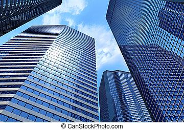 建物, ビジネス