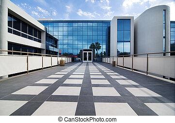 建物, 商業設備