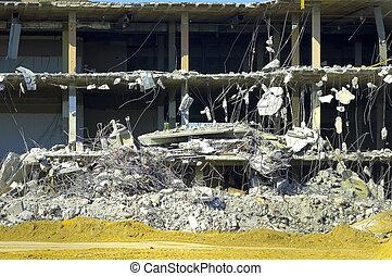 建物, 崩壊