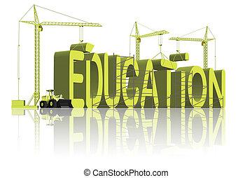 建物, 教育