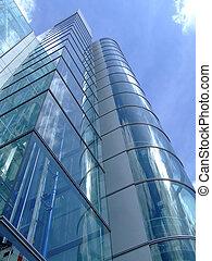 建物, 都市, オフィス