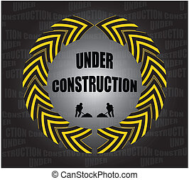 建設, 下に