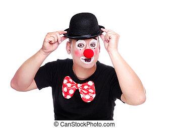 彼の, ボーリング競技者帽子, ピエロ, 保有物