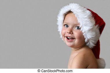 微笑, クリスマス