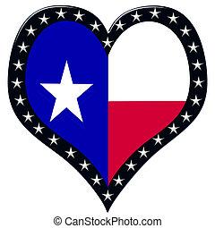 心, テキサス