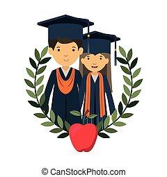 恋人, 特徴, アップル, avatar, 卒業生