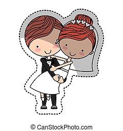 恋人, 特徴, 新婚者