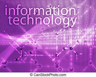 情報技術, イラスト