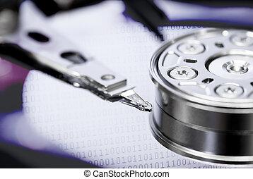 情報, 概念, 貯蔵, 復活させなさい, データ, バックアップ, ∥あるいは∥