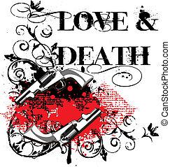 愛, &, 死