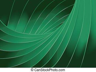 手ざわり, 背景, 緑