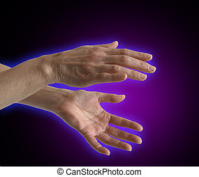 手, 前兆, 治癒