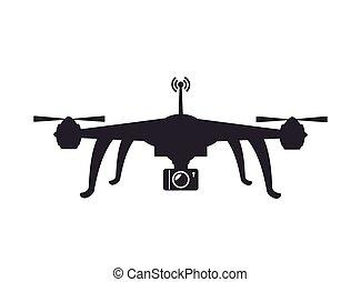 技術, 無人機, 装置