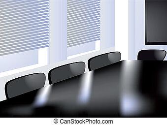 抽象的, オフィス