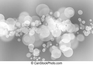 抽象的, カラフルである, 背景, ライト