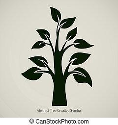 抽象的, 木, アイコン