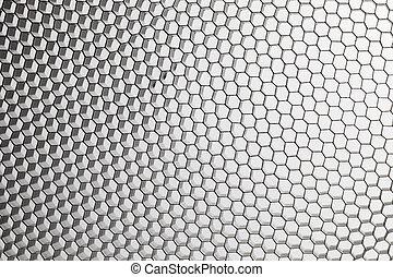 抽象的, 格子, ハチの巣