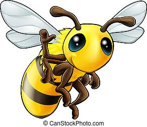 振ること, 幸せ, 漫画, 蜂