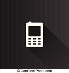 携帯電話, -, 地下鉄, アイコン