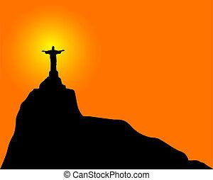 救助者, キリスト, (statue)