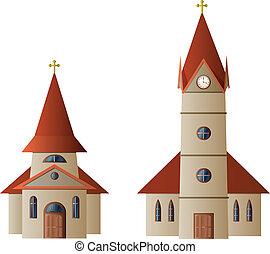 教会, チャペル