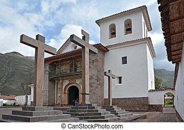 教会, 聖者, peter-apostle, andahuaylillas.