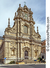 教会, michael's, 聖者, leuven, ベルギー