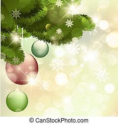 新しい, 幸せな クリスマス, 陽気, year!