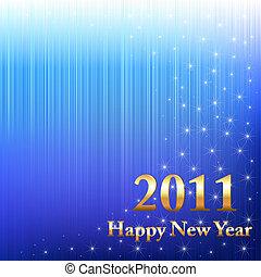 新しい, 幸せ, 2011, 年