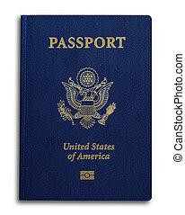 新しい, 私達, パスポート