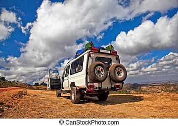 旅行, アフリカ