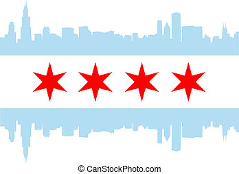 旗, シカゴ
