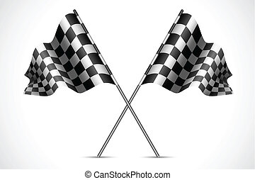 旗, レース