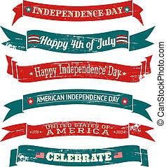 旗, 日, コレクション, 独立