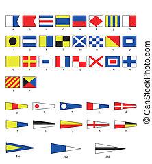 旗, 海事