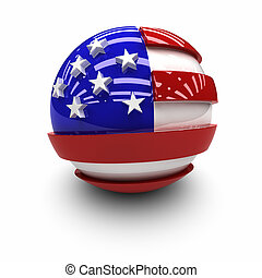 旗, 米国